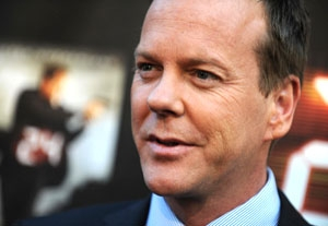 Kiefer Sutherland Returning to Primetime