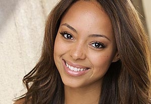 Amber Stevens: A Back Stage Exclusive