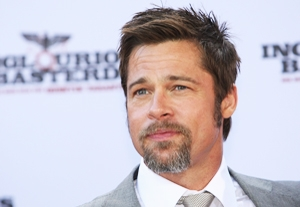 Brad Pitt Honored for Humanitarian Work in New Orleans