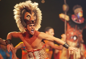 'Lion King' Costumes Headed to Smithsonian