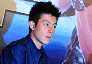 Edison Chen in 1st Movie Since Sex Photo Scandal