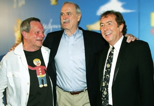 Sirius XM Creates Monty Python Channel