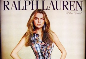 Skinny Ralph Lauren Model Fired For Her Weight?