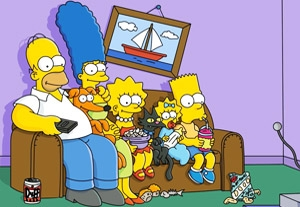 'Simpsons' Contest Lets Winner Create Character
