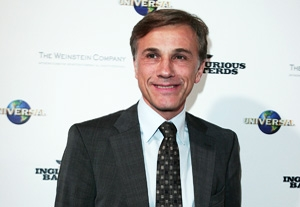 Hollywood Festival to Honor Christoph Waltz