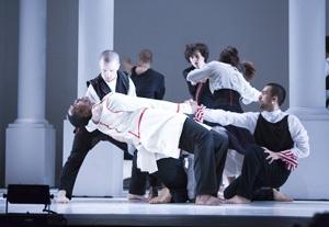 Bill T. Jones/Arnie Zane Dance Company: Serenade/The Proposition