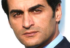 Navid Negahban: A Back Stage Exclusive
