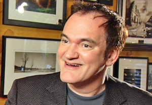 VIDEO: Quentin Tarantino