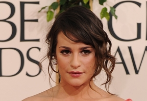 'Glee' Star Lea Michele to Sing at Super Bowl