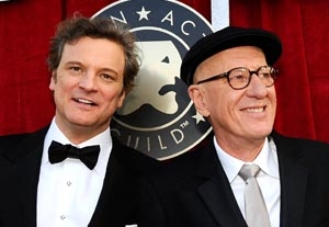 'King's Speech' Tops SAG Awards; Firth, Portman Win for Film Acting