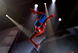Feds Issue Safety Violation Citations to 'Spider-Man' Musical