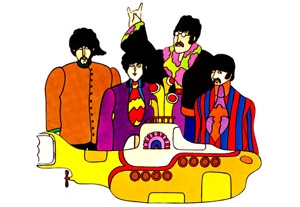 Zemeckis Finds Beatles for 'Yellow Submarine'