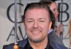 Ricky Gervais Sends Friend Around World for Series