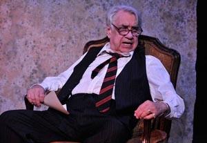Philip Baker Hall 'Sings' Again on Stage