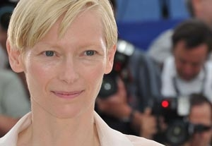 Swinton Talks Blood, Birth and Tomatoes in Cannes
