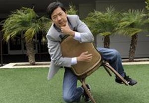 Ken Jeong Provides Comic Relief to 'Hangover II'