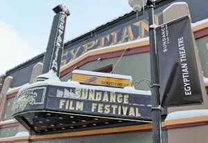 Follow Back Stage at Sundance This Weekend!