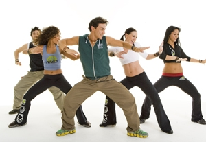 Join the Zumba Party