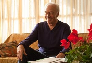 Christopher Plummer Starts Anew With 'Beginners'