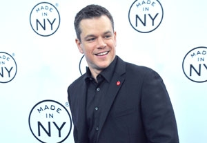 John Leguizamo, Matt Damon Receive 'Made in NY' Awards