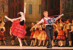 Bolshoi Ballet Dancers to Perform in Cuba
