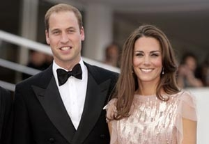 Kate Middleton, Prince William to Attend BAFTA Event in L.A.
