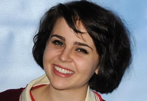 Mae Whitman Bares Her Old Soul