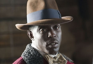 Michael Kenneth Williams Dances on the High 'Wire' to the 'Boardwalk'