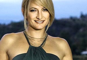 Zoe Bell: A Back Stage Exclusive