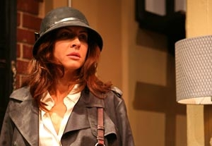 Michelle Clunie, 'The Mercy Seat,' VS. Theatre Company at [Inside] the Ford