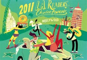 2011 Los Angeles Readers' Choice Winners