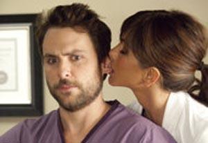 Jennifer Aniston Goes Raunchy for 'Horrible Bosses'