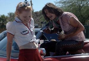 Octavia Spencer on Jessica Chastain in 'Jolene'