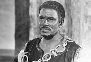 Gil Cates on Laurence Olivier in 'Othello'