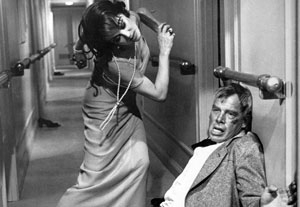 Carmen La Via on Lee Marvin in 'Ship of Fools'