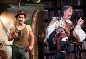 Terry Schreiber on Mark Rylance in 'La Bete' and 'Jerusalem'