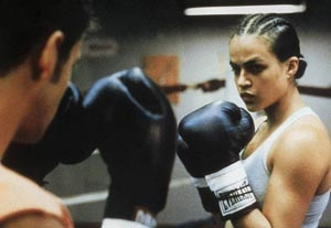 Ellyn Long Marshall on Michelle Rodriguez in 'Girlfight'
