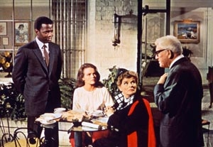 Ashok Amritraj on Sidney Poitier in 'Guess Who's Coming to Dinner'