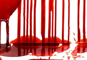 Tips For Working With Fake Blood Backstage