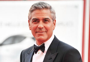 George Clooney: 'I Learned A Lot From TV' (Video)