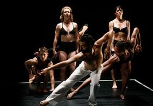 Bill T. Jones/Arnie Zane Dance Company: Body Against Body