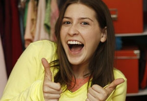 Eden Sher is the Girl in 'The Middle'