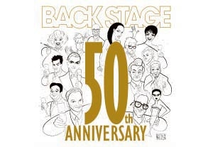 Back Stage Celebrates 50th Anniversary