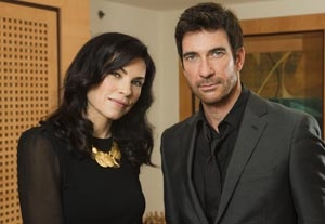 Julianna Margulies and Dylan McDermott Overcame Early Struggles With Wise   Moves