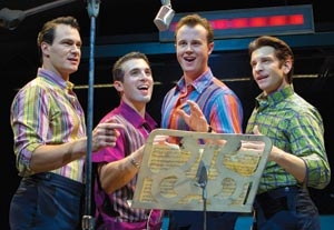 Broadway's 'Jersey Boys' on Keeping a Show Fresh