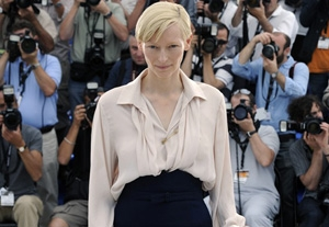 Tilda Swinton To Be Recognized at Abu Dhabi Film Festival