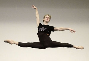 From South Dakota to the Bolshoi, A Dancer's Leap