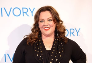 Melissa McCarthy Named Brand Spokesperson for Ivory Soap