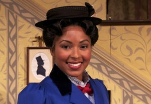Reporter Lives Broadway Fantasy in 'Mary Poppins'