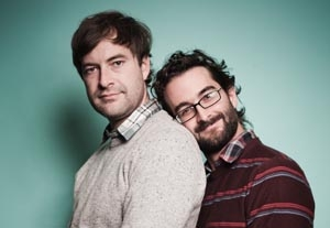 Duplass Brothers Direct Jason Segal and Ed Helms to Hilarious Heights